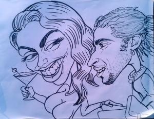 Portuguese couple